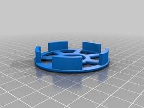 Nabe Filamentrolle 57mm auf 20mm