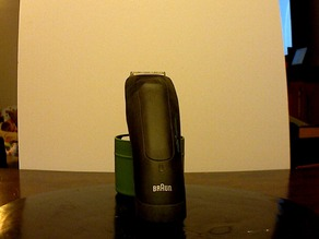 Braun Shaver beard trimmer. Now with stand.