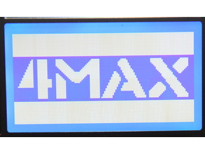 Anycubic 4MAX - Marlin 2.0.x / Trigorilla FW