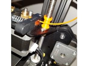 Creality Ender 3 Filament Guide Lead Screw Shield