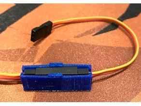 Servo Connector Lock / Keeper
