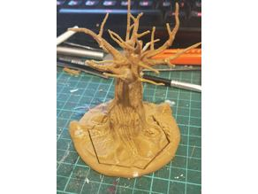 Adaptable Detailed Dead Tree