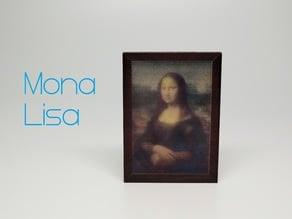 Mona Lisa - da Vinci Color