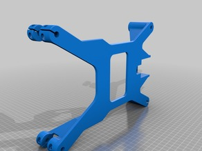 DAEMON 3D Printer 150mm Y Axis Extension
