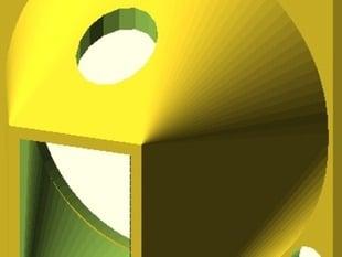 Parametric Hotend Fan dutc