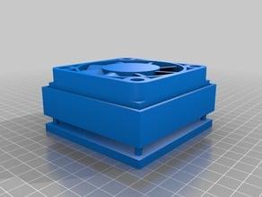 80mm/40mm Fan Carbon Filter v2