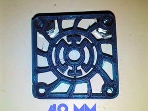 Blue Lantern Fan Guard 40mm