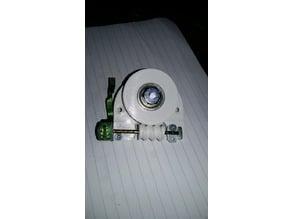 reducer for cd stepper motor