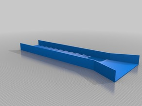 Modular Drop Riffle Sluice (Large)