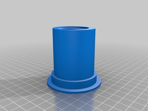 25 mm hub for 2.2 kg filament spool