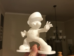 High-Res Super Mario repaired