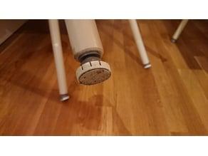 Chair Slider for Round Feet