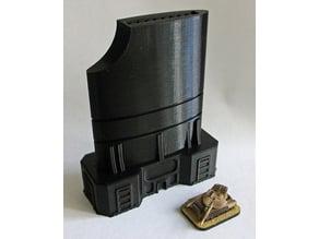 Epic/Battletech scale Airfoil Tower