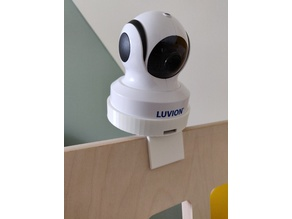 Luvion Essential baby monitor cradle