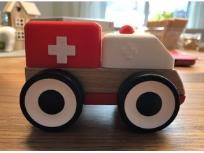 IKEA LILLABO Ambulance