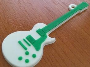 Gibson Les Paul Keychain