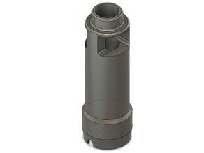 Airsoft AK Flash Hider(24mm)