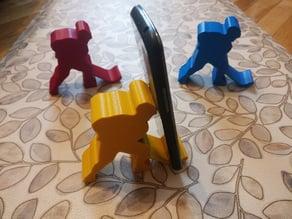 Hockey Player – Phone Stand