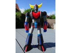 Goldorak -  UFOロボット グレンダイザー Yūfō Robo Gurendaizā - UFO Robo Grendizer