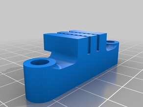 GT-2 belt holder X-axis above