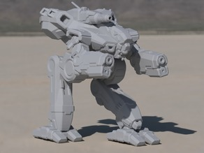 MAD-3R Marauder for Battletech