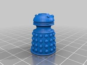 Dalek Pinball Post