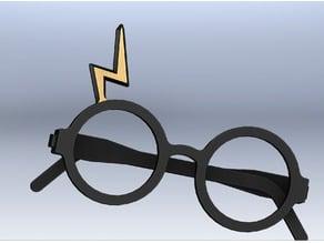 Harry Potter folding glasses