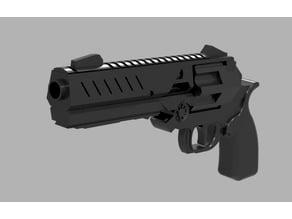 Sci-fi Revolver