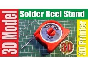 Solder Reel Stand