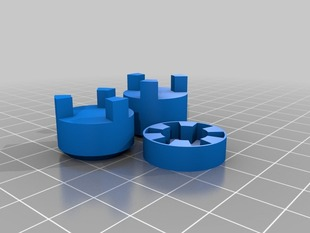 Printrbot Jr. Spider Z-Coupler