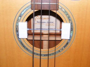 Acoustic Bass Thumb Rest
