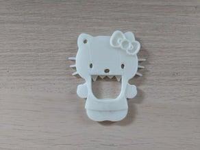 Hello Kitty Bottle Opener 2