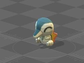 Cyndaquil Doll - Pokémon