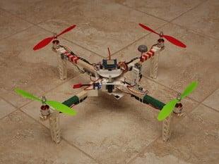 Poplar Square Quadcopter