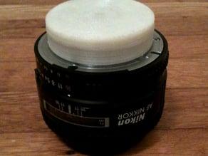 Cap for Nikon lenses