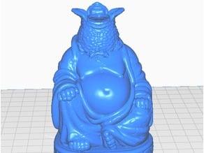 Xenomorph Alien Egg Buddha (TV / Movies Collection)