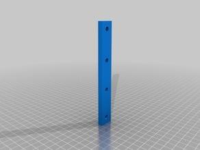 Flat Straight bracket variations