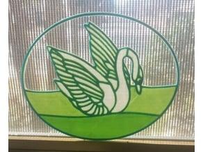 Swan-Three Color