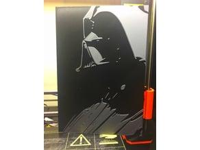 Darth Vader mono