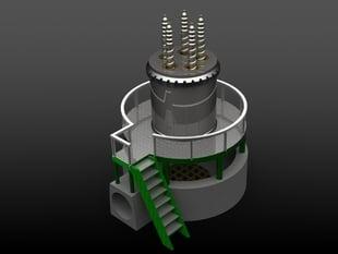 Toy Reactor Mk 1