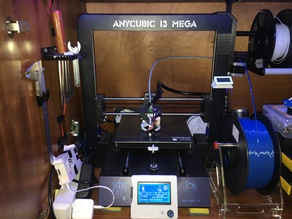 Anycubic i3 Mega side extruder mount