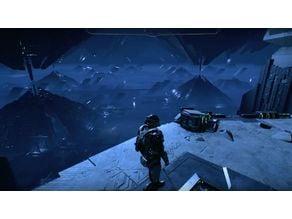 Mass Effect Andromeda Vault Pyramid
