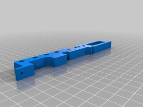 Anet A8 tools holder