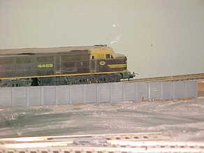 SCALEPRINT TW-02 SLEEPER RETAINING WALL 00/H0 SCALE