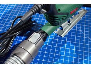 Adapter Dyson Vacuum to Bosch jigsaw
