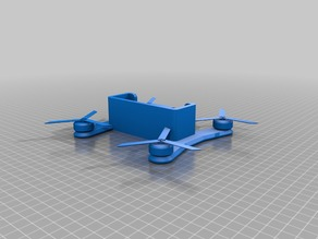 Drone Personal Card Holder