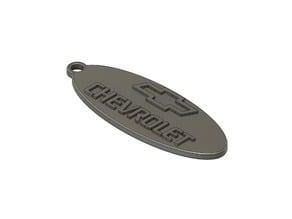 Keychain Chevrolet (2)