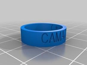 My Customized Ring - camacho1