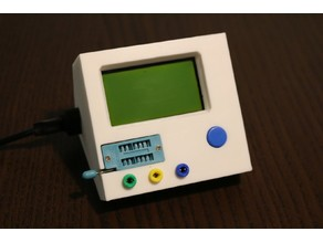 Tiny e-Lab LCR-T4 tester