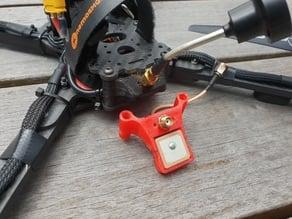 Hildagard VTX antenna and GPS mount